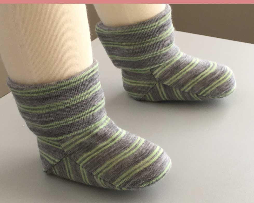 Load image into Gallery viewer, Goldie Socks: NB -12 Months