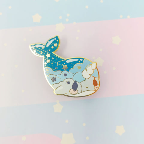Secret Shop - September 2019 - Starry Narwhal - Kittynaut