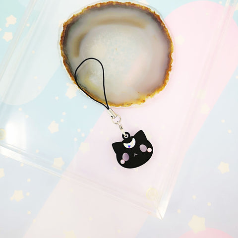 Moon Kitty - Charm - Kittynaut