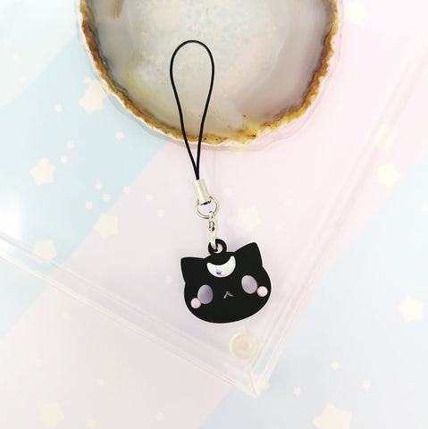 Moon Kitties - Charm - Kittynaut