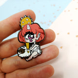 Monster Girls -- Cyclops Hard Enamel Pin - Kittynaut