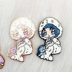 Monster Girls -- Selkie Hard Enamel Pin - Kittynaut