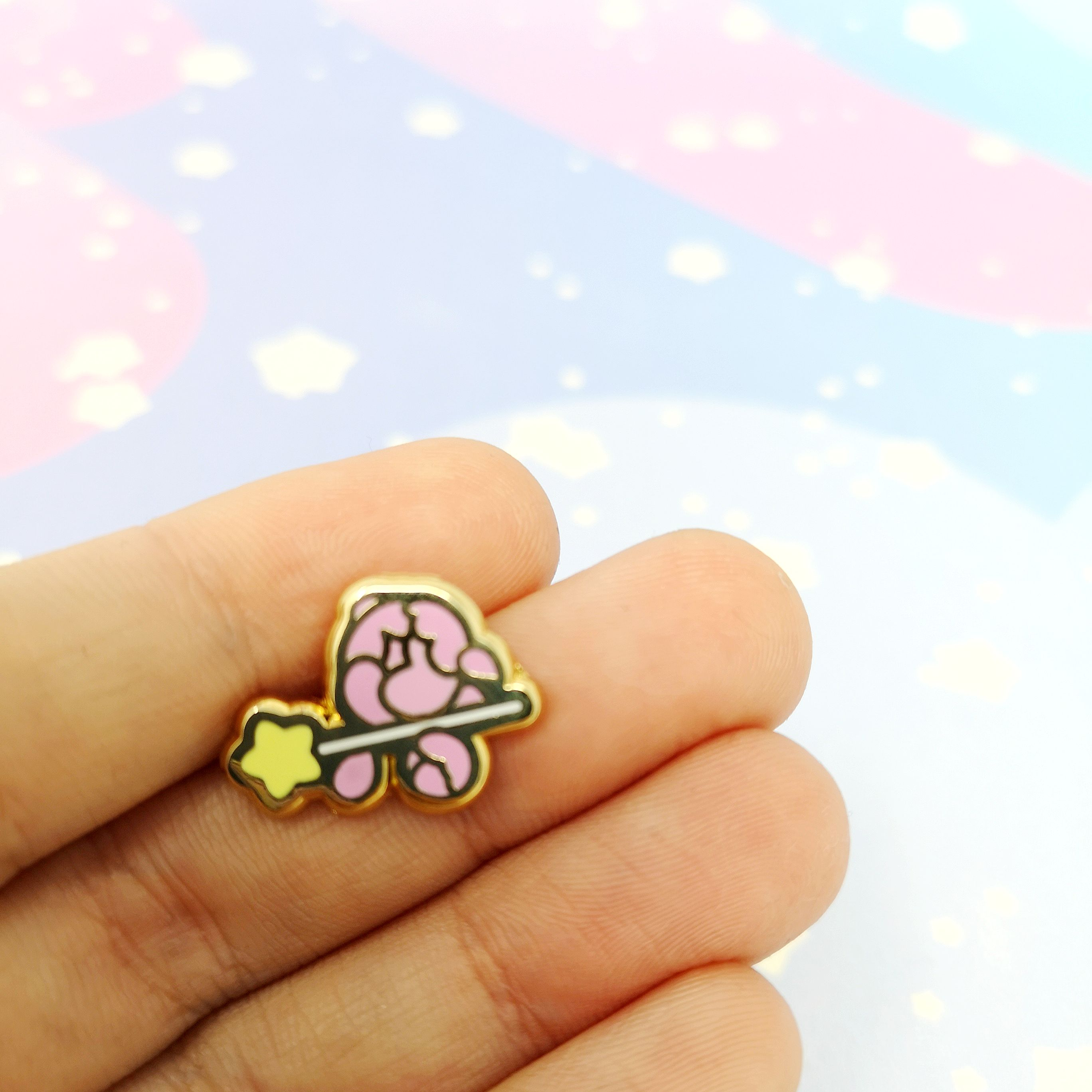 Secret Shop - Nov 2020 - Libra Mini Pin