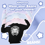 PREORDER - Team Toe Beans -- Sweatshirts - Kittynaut