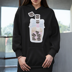 Boba Kitty aka Bubble Kittea - Hoodie
