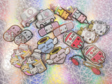 Happy Pill -- Hard Enamel Pin -- Kawaii Medical Pins Series - Kittynaut