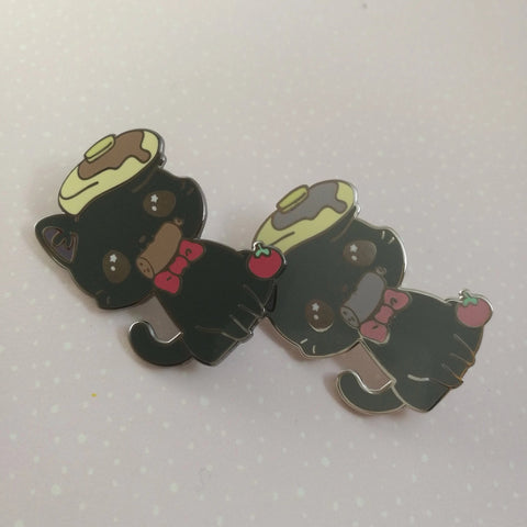 Jiji - Hard Enamel Pin -- Ghibli Snacks Collection