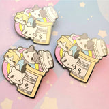 Purrzac - Kawaii Medical Pins Series