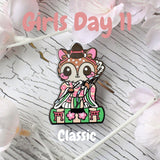 Minister Fawn: Girl's Day Animal Enamel Pins - Kittynaut