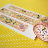 Egg Kitties : Washi Tape