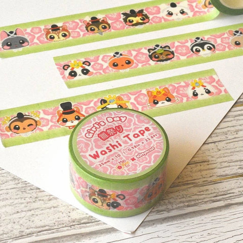 Girls Day : Washi Tape - Kittynaut