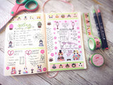 Girls Day : Notepads