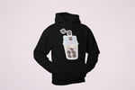 Boba Kitty aka Bubble Kittea - Hoodie - Kittynaut