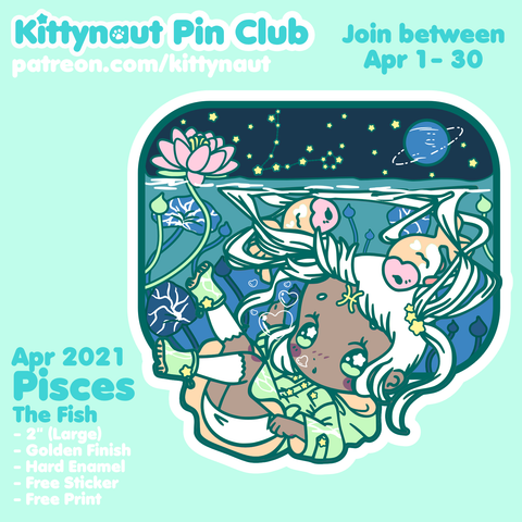 Secret Shop - Apr 2021 - Pisces