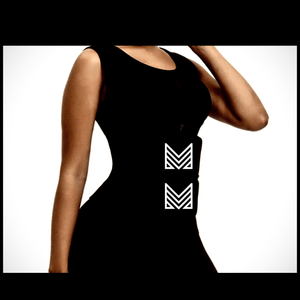 MMM Waist Trainer Vest | Double Compression