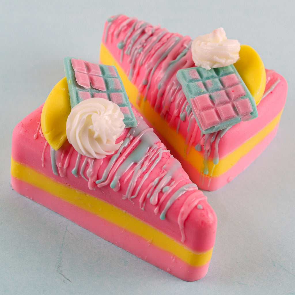 Cheese Cake Slice Soap