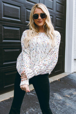 Women's Waffle Knit Tee- Comfy Oversized Waffle Knit Top For Women- $28- Juliana's Boutique