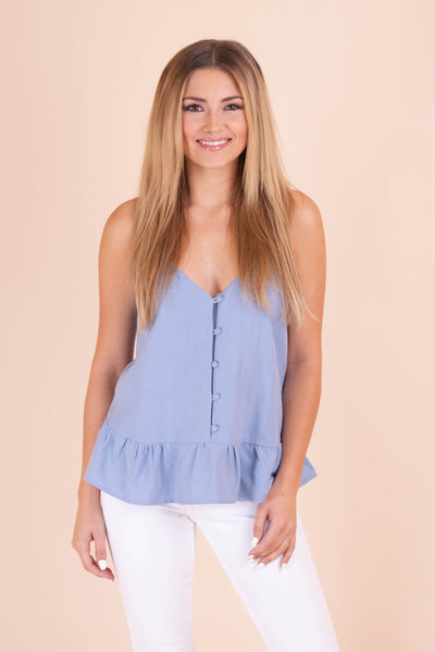 Just Darling Blouse