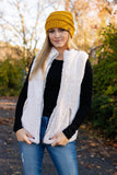 Luxuriously Soft Sweater- Yellow Butter Sweater- $36- Cute Online Boutique