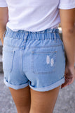 Totally Yours Denim Shorts