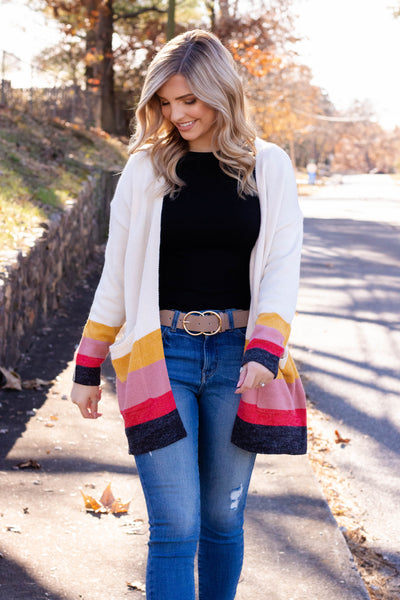 Chasing The Sunrise Cardigan