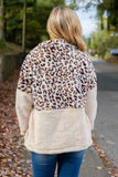On The Prowl Pullover-Natural