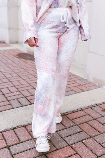 Movie Night Tie Dye Lounge Pants