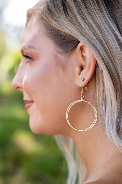 Right Here, Right Now Earrings