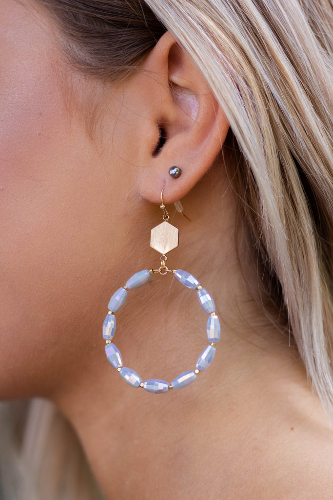 Women's Beaded Earrings- Cute Cheap Jewelry- $12