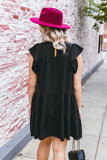 Enjoy This Moment Dress-Black