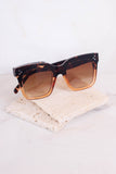 Trendy Large Sunglasses- Large Square Sunglasses- $14- Juliana's Boutique