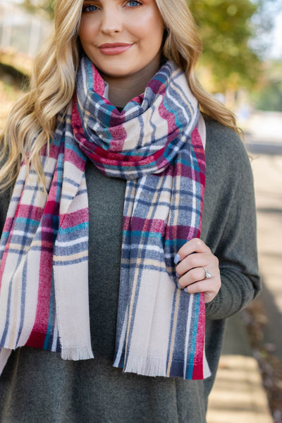 Breakfast On The Steps Scarf