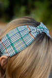 Stay Golden, Girl! Headband-Green
