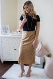 The High Life Midi Skirt