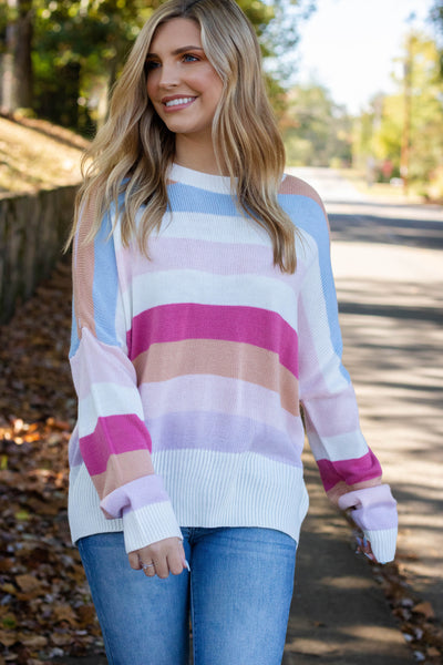Dreams of Candy Land Sweater