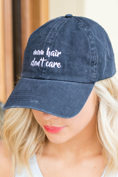 Mom Hair Baseball Cap
