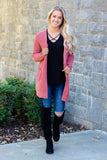 Simple Grey Tunic- Women's Tunic With Pockets- $20- Cute Online Women's Clothing Boutique