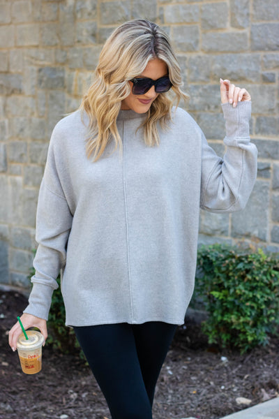 Shots of Espresso Sweater