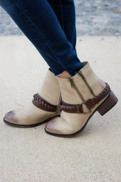 Tabatha Ankle Booties