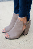Lucy Ankle Booties