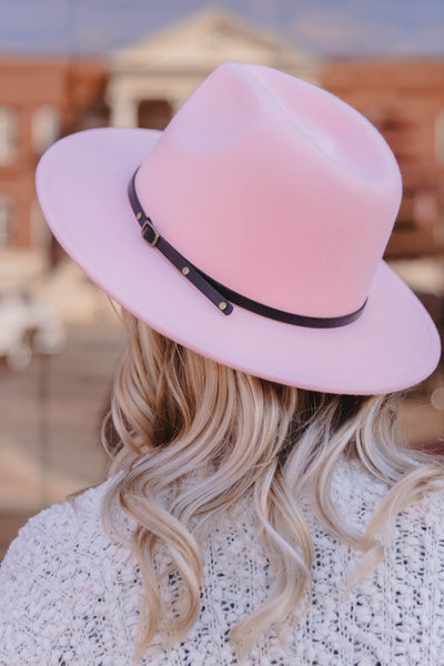 Yes Instead Of No Hat-Pink