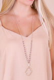 Reasons To Love Necklace-Iris