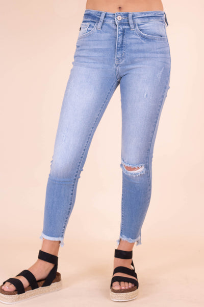 A Casual Kind Of Love Denim