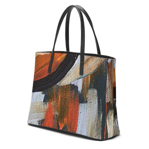 Complement II Large Leather Tote