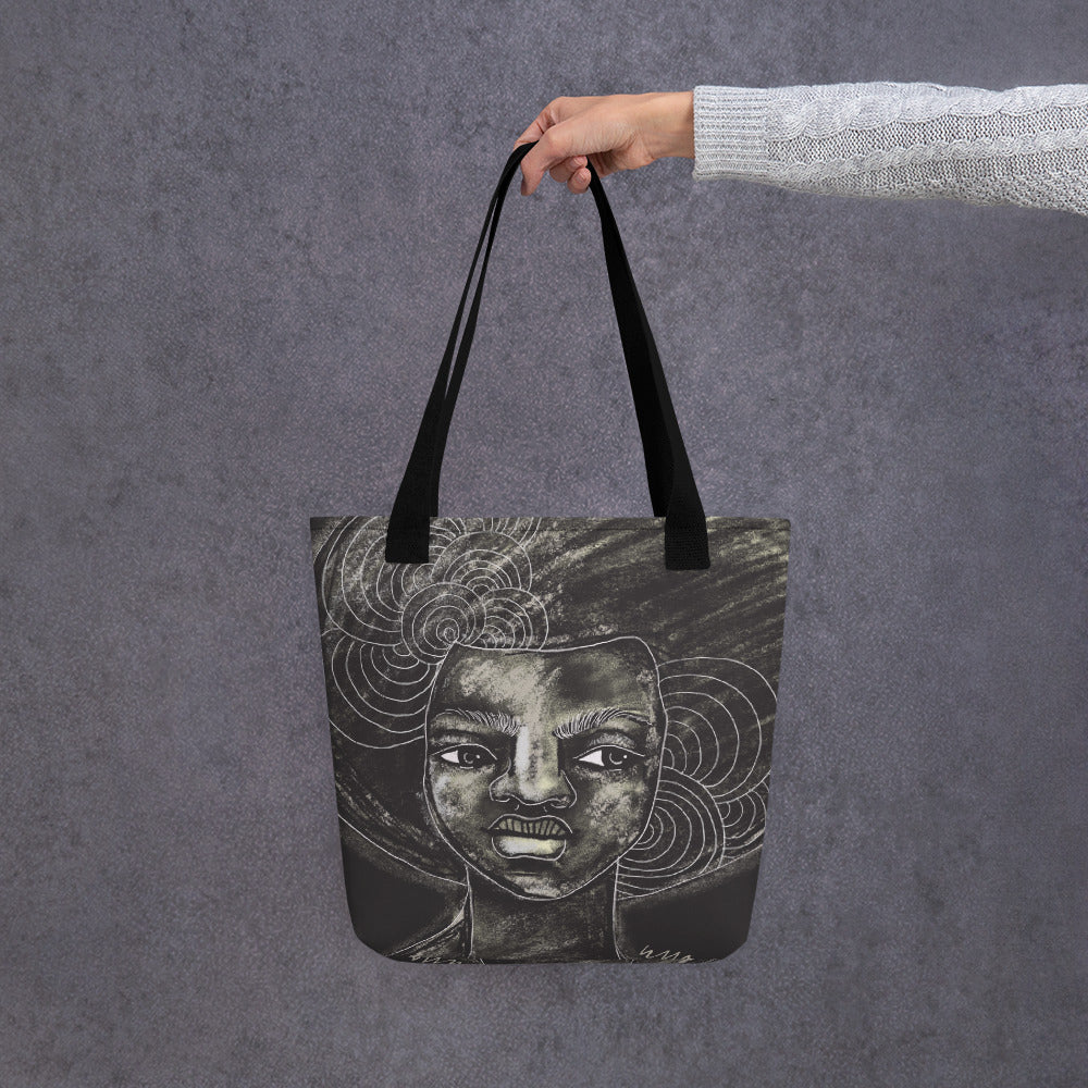 Ancestral Patterns Tote bag