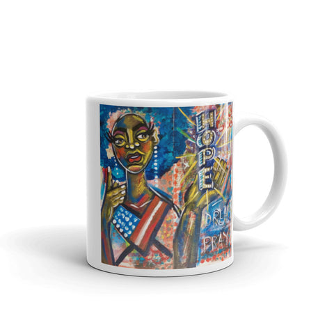 The Great American Negro Consolation Prize Mug