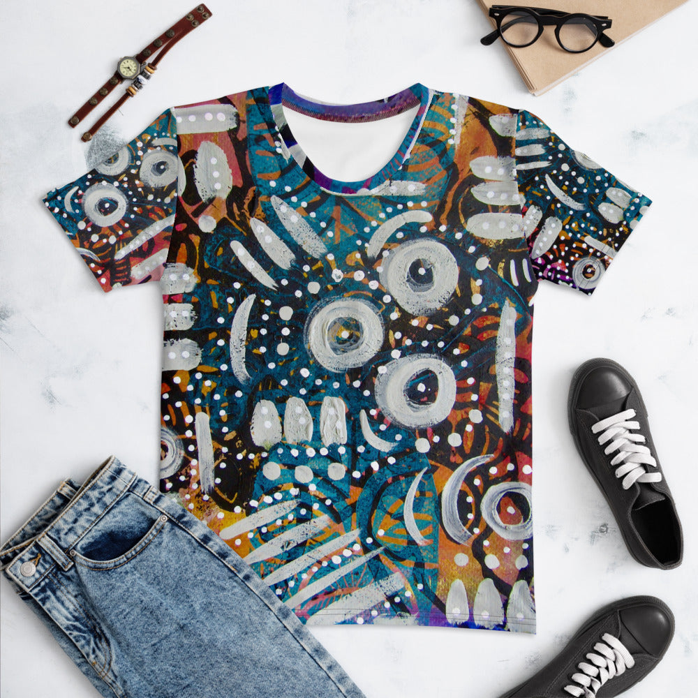 Abstract One Women's T-shirt