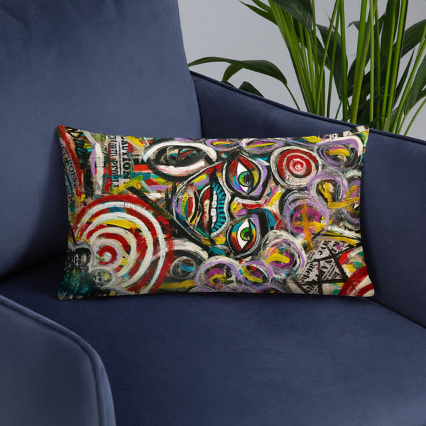 Colored Basic Pillow