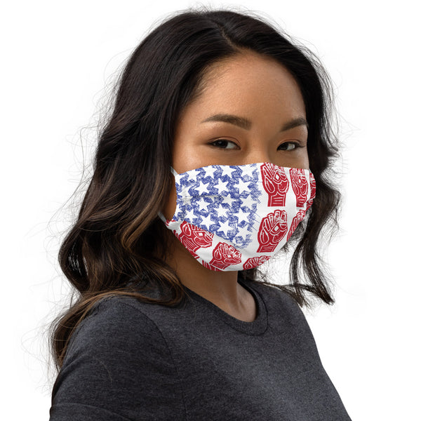 American Revolution Face Mask