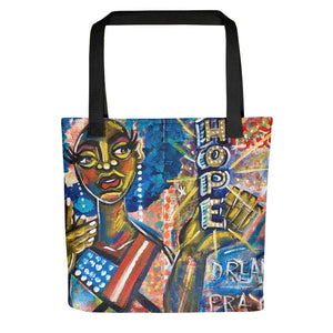 The Great American Negro Consolation Prize Tote bag